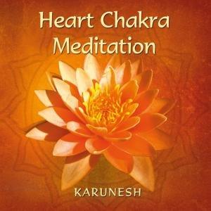 Heart Chakra Meditation. CD