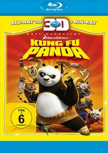 Kung Fu Panda 2D & 3D