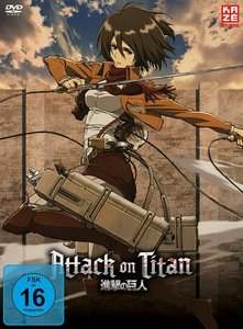 Attack on Titan - DVD 2