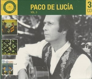 Caja Paco De Lucia Vol.3 (En Hispanoamerica/En Am