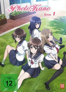 Photo Kano - Mediabook Vol. 1 (2 DVDs)