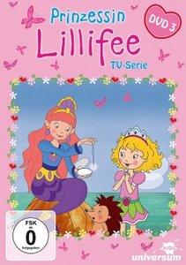 Prinzessin Lillifee TV-Serie - DVD 3