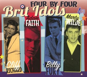 Four By Four-Brit Idols