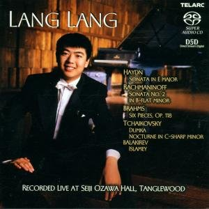 Recorded Live At Seiji Ozawa Hall