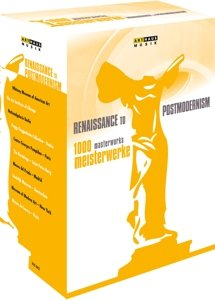 10 DVD Box Set - 1000 Meisterwerke: Renaissance to Postmodernism