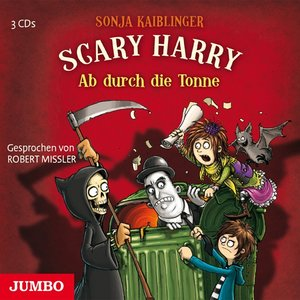 Scary Harry 4.Ab Durch Die Tonne