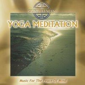 Yoga Meditation-Music For The Peace Of Mind