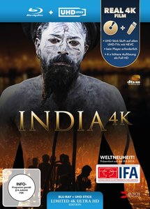 India 4K (UHD Stick in Real 4K