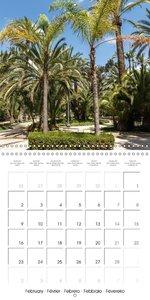 Costa Blanca - Out of Benidorm (Wall Calendar 2015 300 × 300 mm