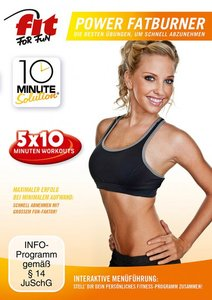 Fit for Fun - 10 Minute Solution - Power Fatburner