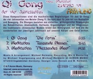 Qi Gong Der Vier Jahreszeiten-Frühling
