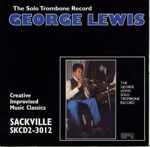 The Solo Trombone Record