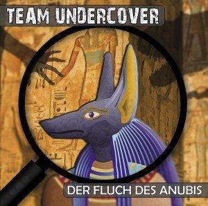 Team Undercover 01: Der Fluch des Anubis