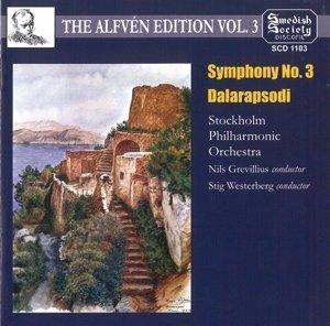 Sinfonie 3/Dalacarlian Rhapsody