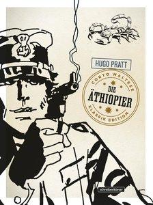 Corto Maltese 05 - Die Äthiopier (Klassik-Edition in Schwarz-Wei