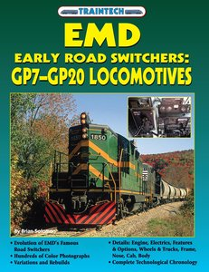 Emd Early Road Switchers