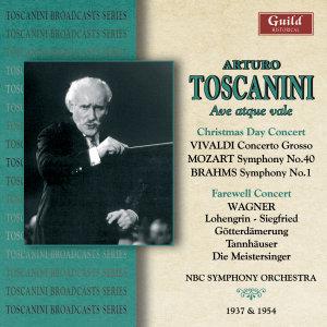 Toscanini Debut & Farewell