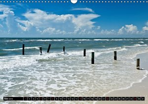 Florida - The Sunshine State (CH - Version) (Wandkalender 2016 D