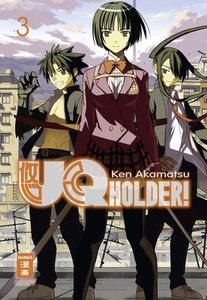 UQ Holder! 03
