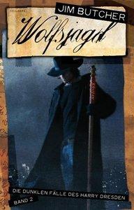 Die dunklen Fälle des Harry Dresden 02. Wolfsjagd