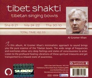 Tibet Shakti-Tibetan Singing Bowls
