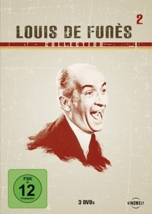 Louis de Funès Collection 2