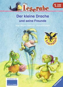 Leserabe: Der kleine Drache und seine Freunde