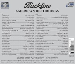Backline Vol.28