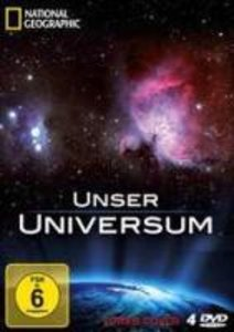 National Geographic: Unser Universum Box