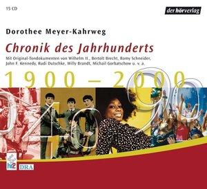Chronik des Jahrhunderts 1900 bis 2000