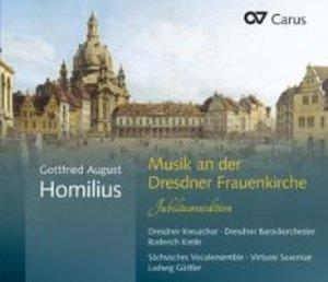Musik an der Dresdner Frauenkirche