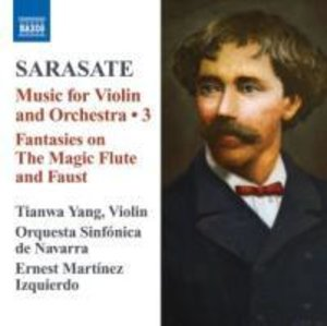 Musik für Violine und Orchester Vol.3