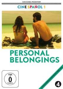 Personal Belongings-Efectos Personales