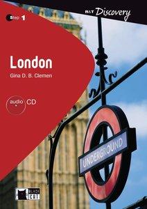 London. Buch mit CD