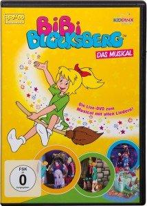 Bibi Blocksberg Live DVDzum Musical 2013