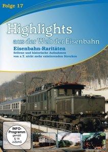 (17)Eisenbahn-Raritäten