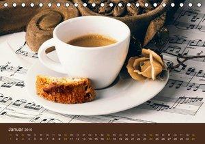 Coffein (Tischkalender 2016 DIN A5 quer)
