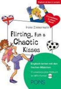 PONS Flirting, Fun & Chaotic Kisses