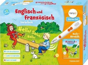 Ting-Starterset Englisch und Französisch
