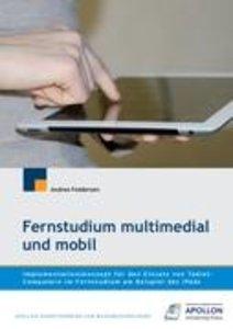 Fernstudium multimedial und mobil