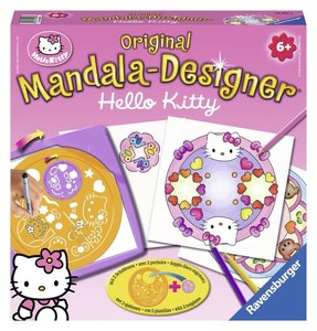 Ravensburger 29992 - 2in1 Mandala-Designer® Hello Kitty