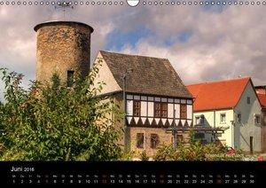 Mansfeld Südharz (Wandkalender 2016 DIN A3 quer)