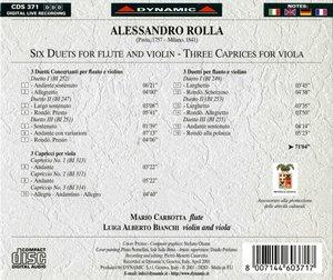 6 Duette Für Flöte und Violine