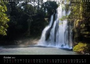 Costa Rica Colours and Light (Wall Calendar 2015 DIN A3 Landscap