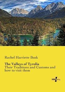 The Valleys of Tyrolia