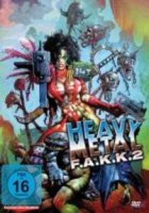 Heavy Metal F.A.K.K.2 (DVD)