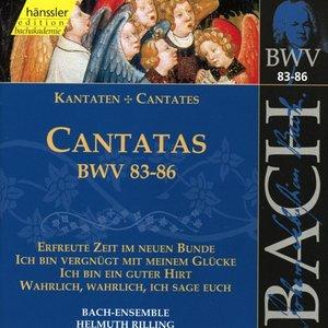 Kantaten BWV 83-86