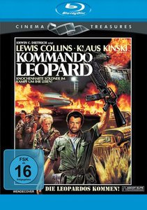 Kommando Leopard-Cinema Treasures-Blu-ray Disc