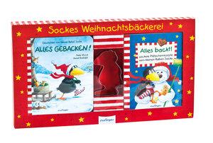 Sockes Weihnachtsbäckerei
