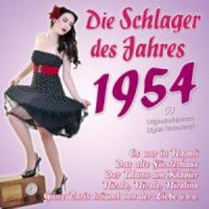 Die Schlager Des Jahres 1954